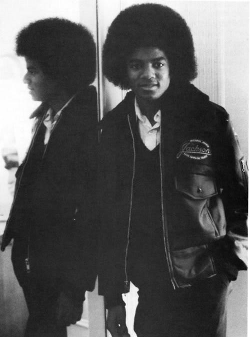 Michael Jackson! :)