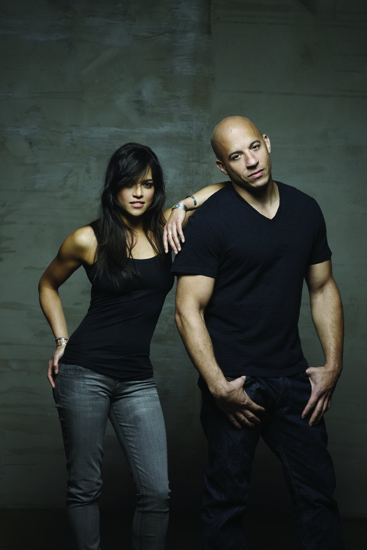 Dom  amp  Letty Michelle  amp  VinVin Diesel And Michelle Rodriguez Photoshoot
