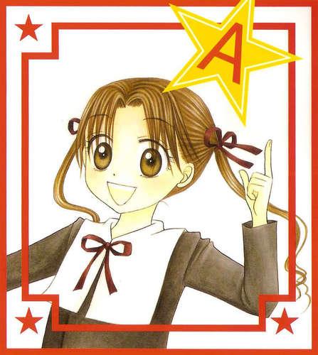 Mikan manga cover :)