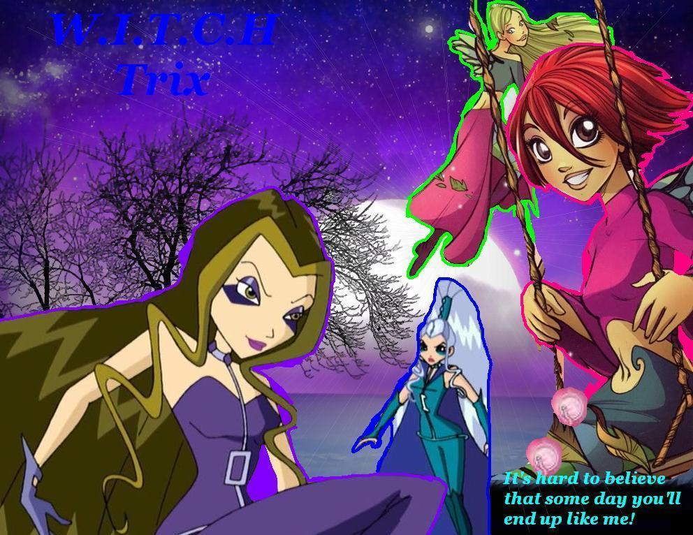 Журнал Winx и Witch-лучшие друзья!№7