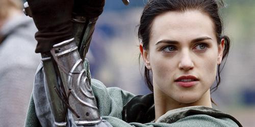 Morgana in battle