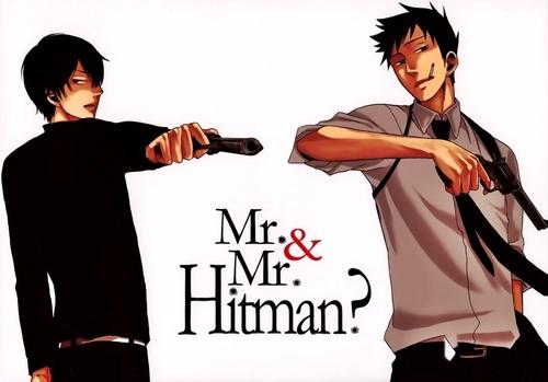 Mr and Mr Hitman