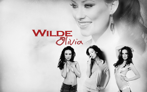 Olivia Wilde- my goddess  - olivia-wilde Wallpaper