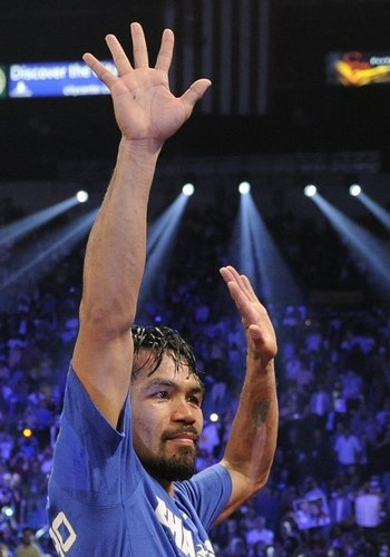 Pacquiao wins