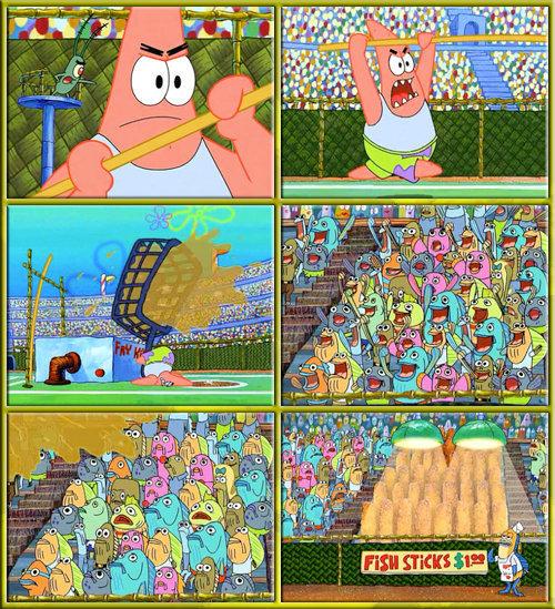 funny spongebob pictures. Patrick Star Funny