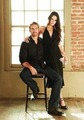 Paul Walker and Jordana Brewster, Fast Five Photoshoot