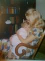 Pauley & her Mom