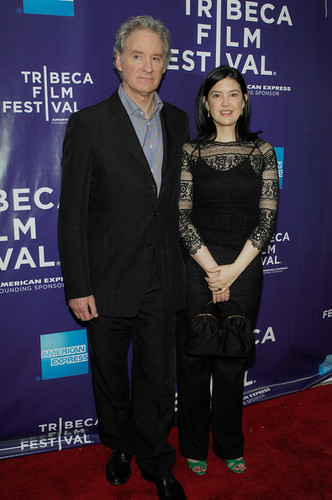Phoebe Cates & Kevin Kline @ the Premiere of 'Queen To Play' @ the 2009 Tribeca Film Festival