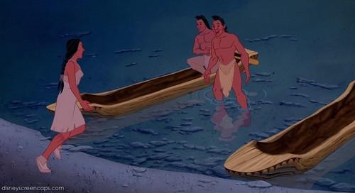Pocahontas Beginning
