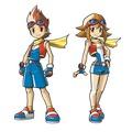 Pokemon Ranger Characters