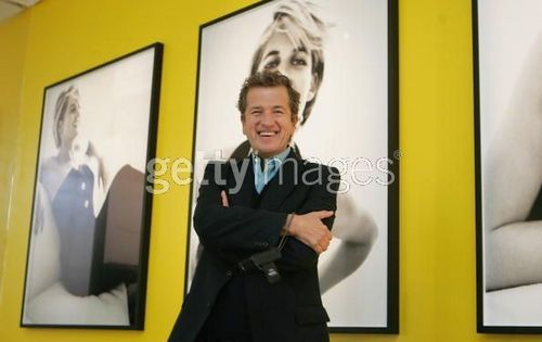 "Press View For ""Diana, Princess Of Wales door Mario Testino"""