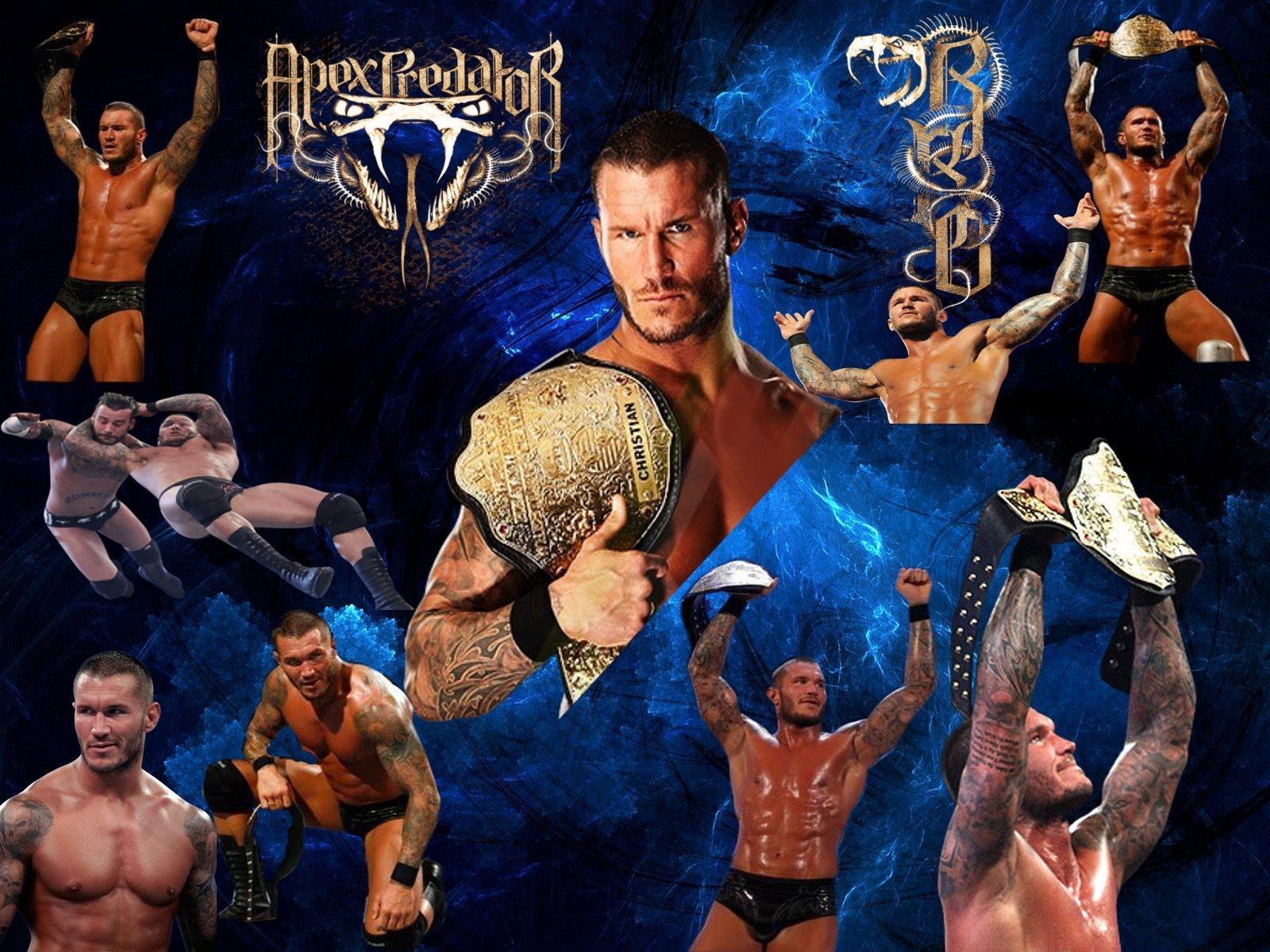 Randy Orton new World Champion 2011 - Randy Orton ...