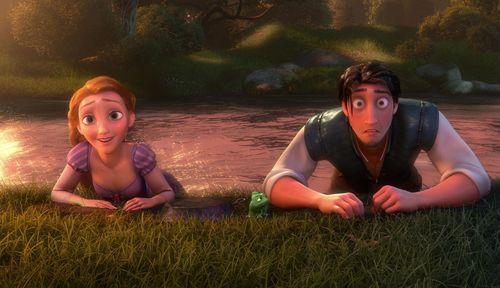 Rapunzel&Eugene