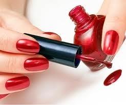 Red Nail Polish!!!