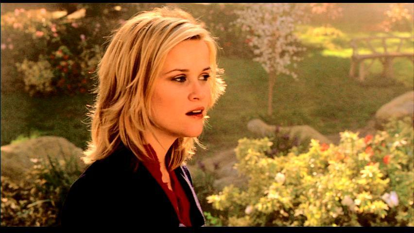 Reese witherspoon just like heaven haircut