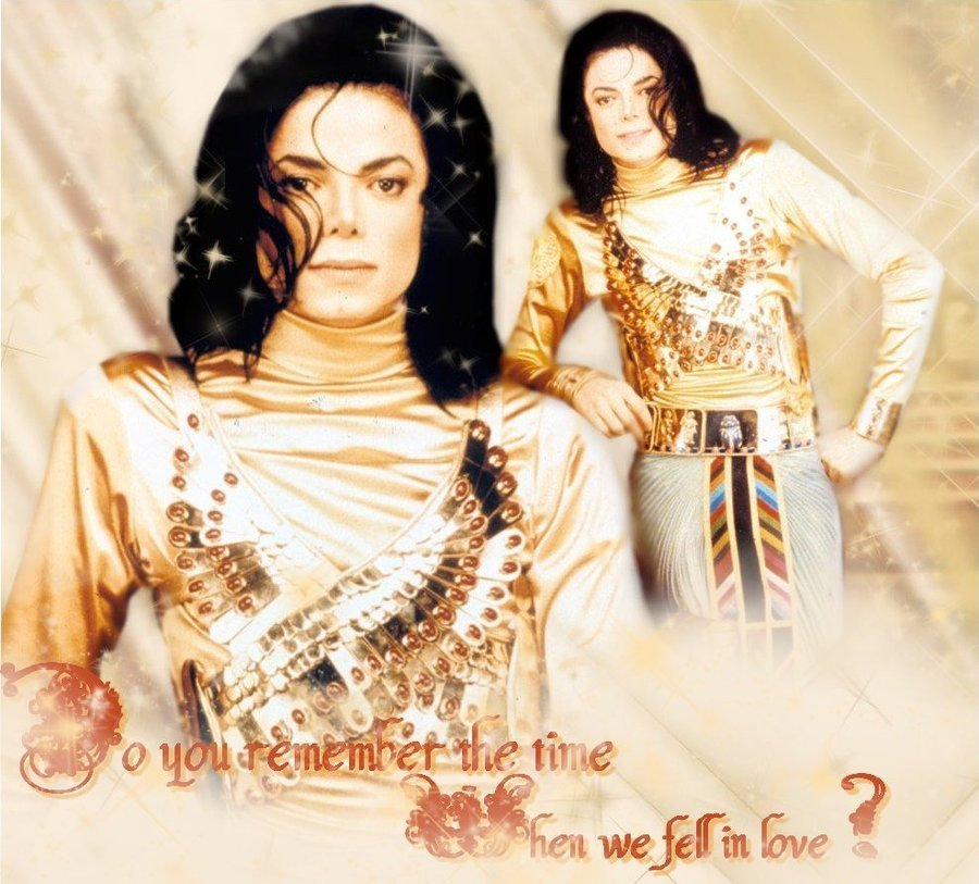 Remember the time // MJ <3 niks95
