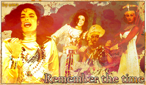Remember the time -MJ// niks95