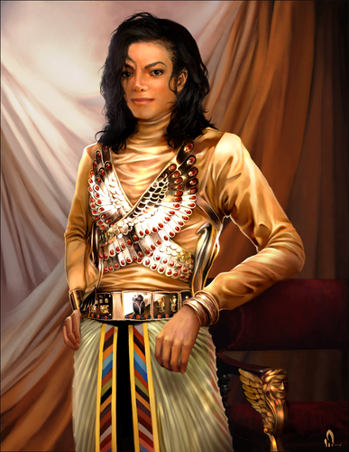 Remember the time _ mj artwork