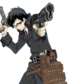 Render Blue Exorcist