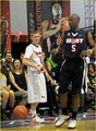Robbie Jones &amp; Greg Finley: Ball Up! - basketball photo