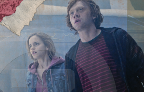 romione in DEATHLY HALLOWS PART II
