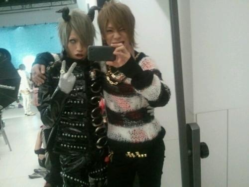 Ryouga and Chiyu