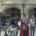 S4 filming - arthur-pendragon photo