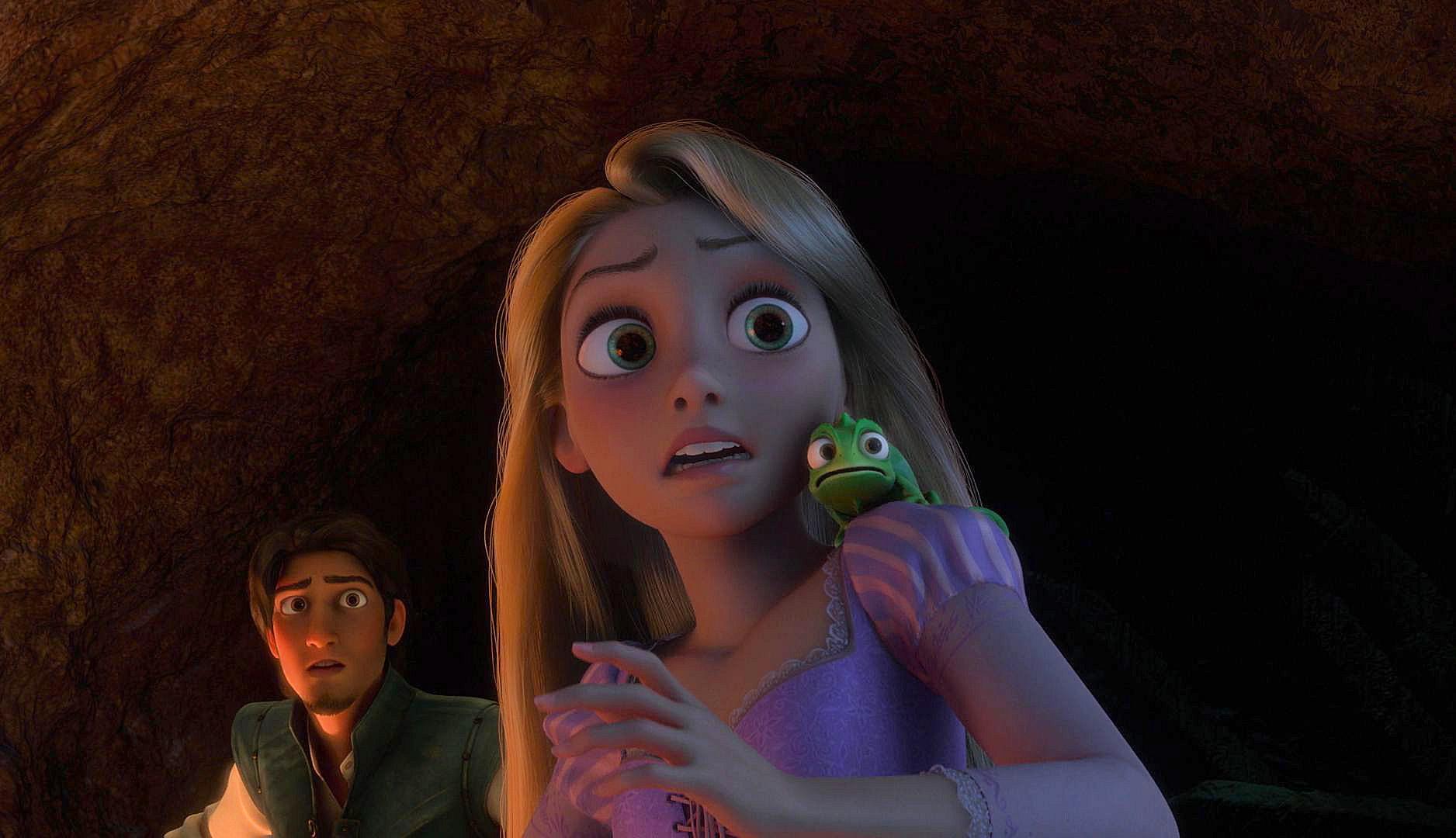 Screencaps(Tangled) - Rapunzel and Flynn Image (21862405 ... Disney Rapunzel Screencaps