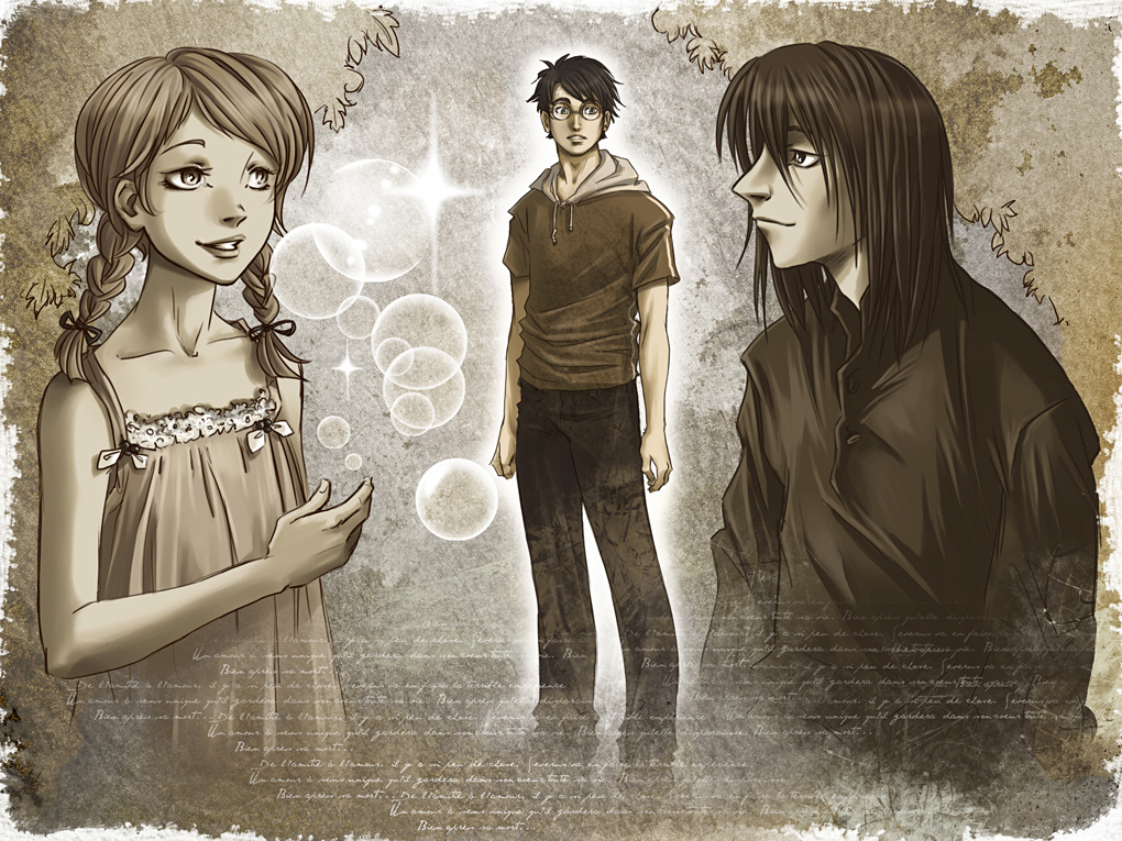 severus and lily - photo #8