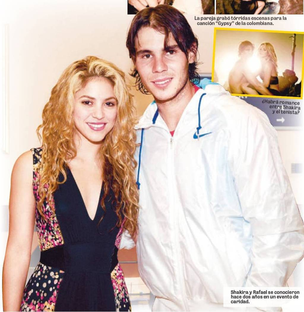shakira dating who