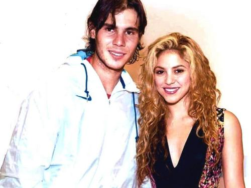 Shakira and Rafa inside out
