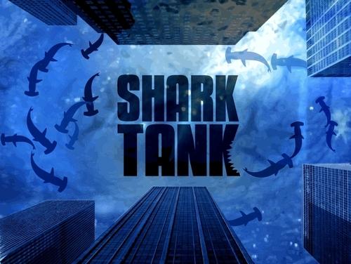 haai Tank achtergrond