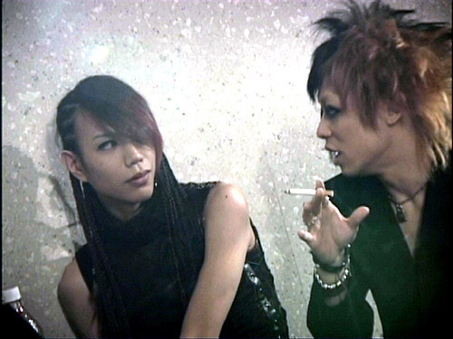 Shinya and Kyo