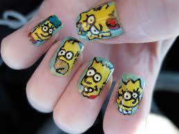 Simpsions Nails!