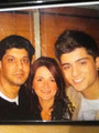Sizzling Hot Zayn Means More To Me Than Life It's Self (Zayn Wiv His Mum & Dad!) 100% Real ♥ - zayn-malik photo