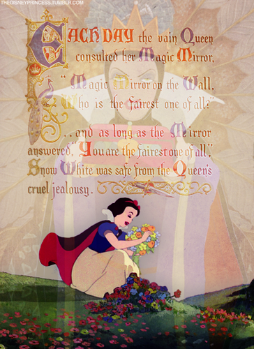 Snow White and the クイーン