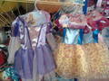 Snowi-Rapunzel costumes ^^