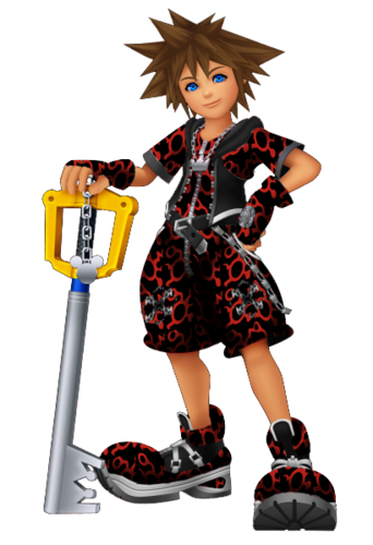 Sora's been Bugged