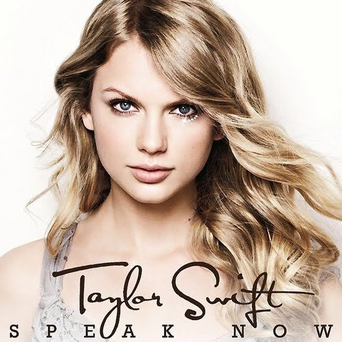 Taylor veloce, veloce, swift wallpaper containing a portrait called Speak Now [Fan Made Cover]