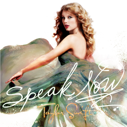 Speak Now [Fan made cover]