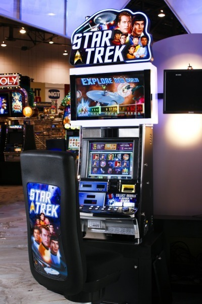 star trek slot machine online