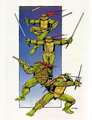 TMNT - ninja-turtles photo