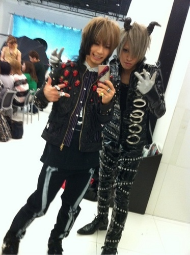 Takeru and Ryouga