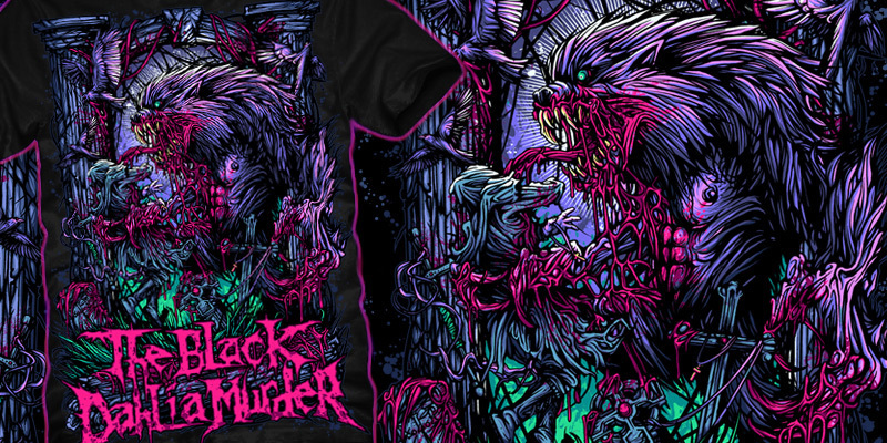 The Black Dahlia Murder Images The Black Dahlia Murder Wallpaper And