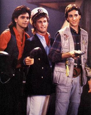 The Guys - Jesse, Danny & Joey