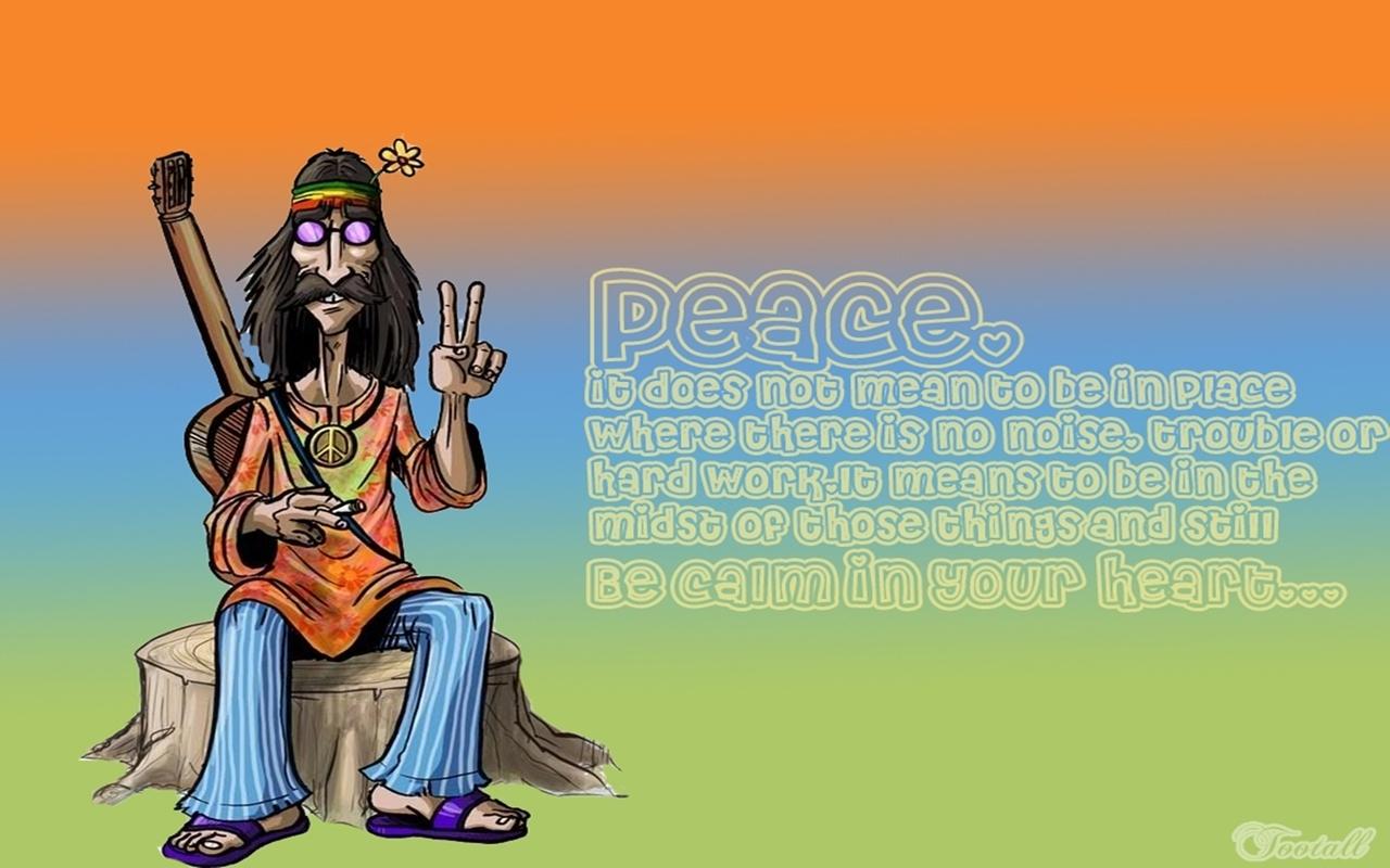 The Hippie Philosophy
