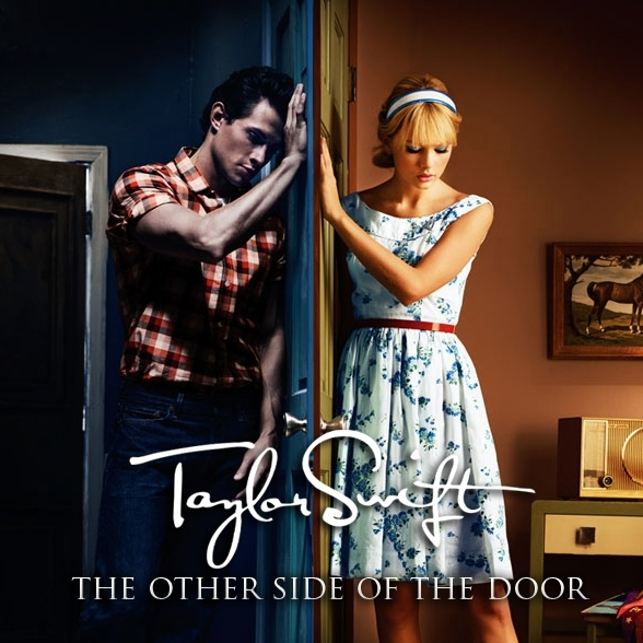 The other side of the door fan made cover taylor swift fan art