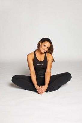 Trish's Yoga Shoot
