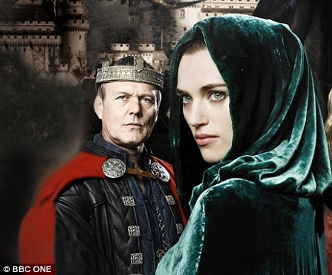 Uther and Morgana