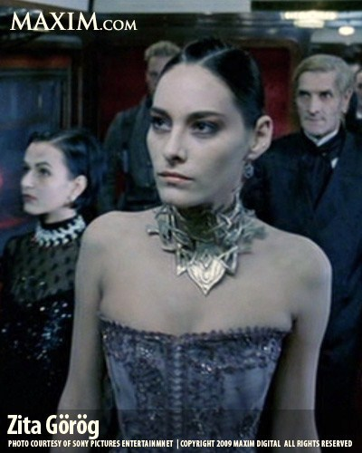 Vampire Elder Amelia